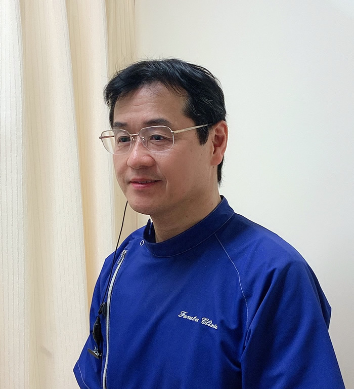 古田一徳医師